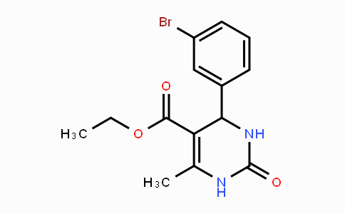 MC451272 | 202277-52-9 | Ethyl 4-(3-bromophenyl)-6-methyl-2-oxo-1,2,3,4-tetrahydropyrimidine-5-carboxylate