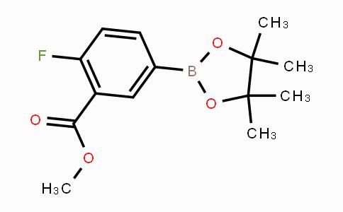MC451276 | 872459-87-5 | 4-Fluoro-3-methoxycarbonylphenylboronic acid pinacol ester