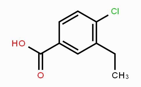 MC451286 | 42044-90-6 | 4-Chloro-3-ethylbenzoic acid