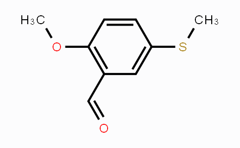 MC451312 | 67868-81-9 | 2-Methoxy-5-(methylthio)benzaldehyde