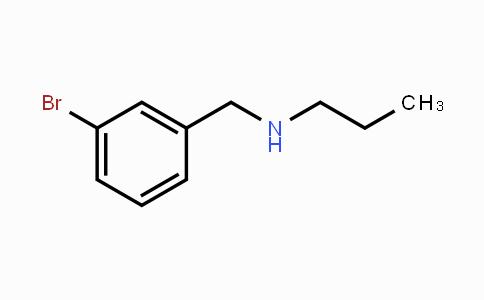 90389-92-7 | N-(3-bromobenzyl)-N-propylamine