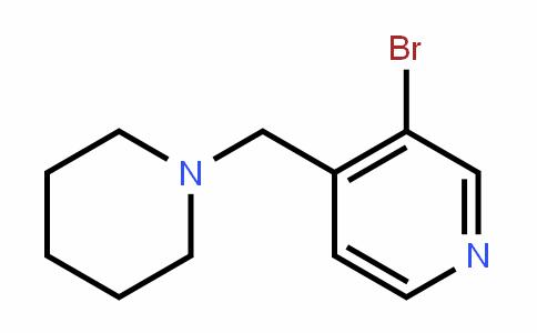 DY451325 | 1449008-24-5 | 3-Bromo-4-(1-Piperidinylmethyl)Pyridine