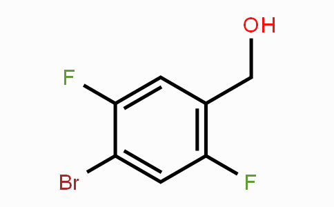 MC451332 | 486460-26-8 | 4-Bromo-2,5-difluorobenzyl alcohol