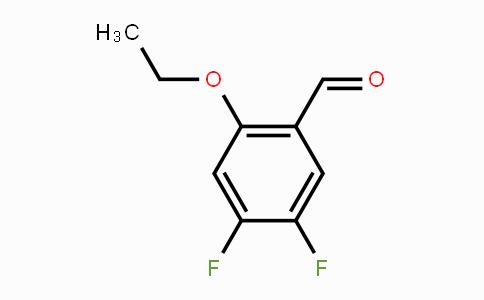 883535-82-8   2-Ethoxy-4,5-difluorobenzaldehyde