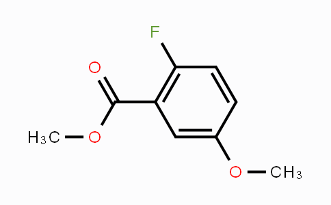 96826-42-5 | Methyl 2-fluoro-5-methoxybenzoate