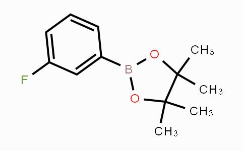 936618-92-7 | 3-Fluorophenylboronic acid pinacol ester