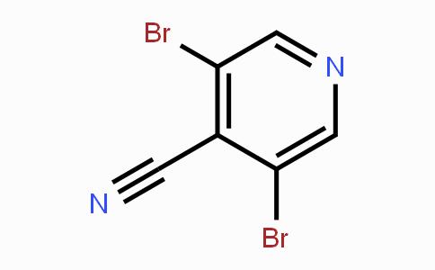 870244-34-1 | 3,5-Dibromo-4-cyanopyridine