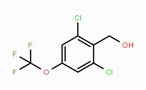886503-04-4 | 2,6-Dichloro-4-(trifluoromethoxy)benzyl alcohol