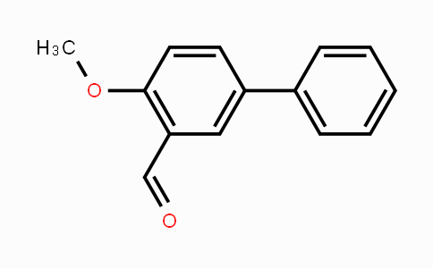 89536-71-0 | 4-Methoxy-biphenyl-3-carbaldehyde