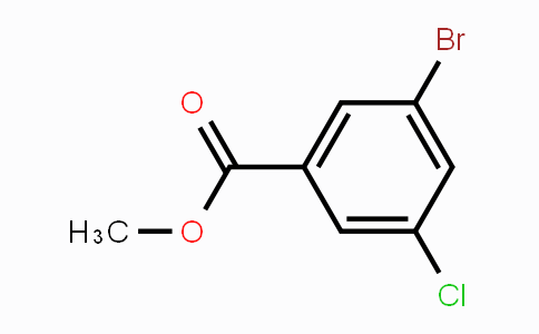 933585-58-1 | Methyl 3-bromo-5-chlorobenzoate