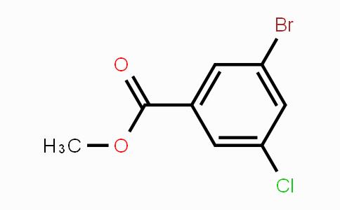 MC451461 | 933585-58-1 | Methyl 3-bromo-5-chlorobenzoate