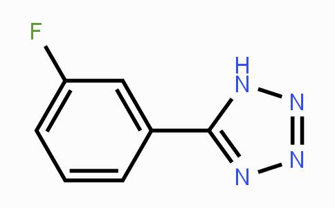 MC451476 | 50907-20-5 | 5-(3-Fluorophenyl)-1H-tetrazole