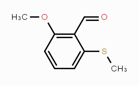 MC451479   67853-41-2   2-Methoxy-6-(methylsulfanyl)benzaldehyde