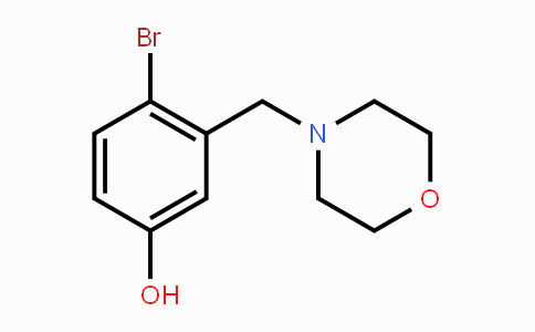 MC451491 | 937636-52-7 | 4-(2-Bromo-5-hydroxybenzyl)morpholine