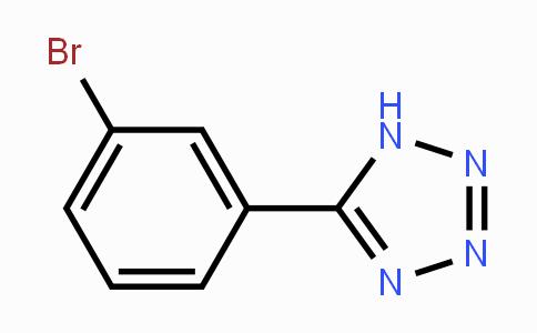 3440-99-1 | 5-(3-Bromophenyl)-1H-tetrazole