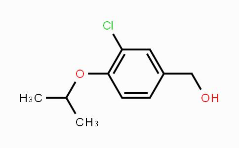 MC451527 | 678181-75-4 | (3-Chloro-4-propan-2-yloxyphenyl)methanol