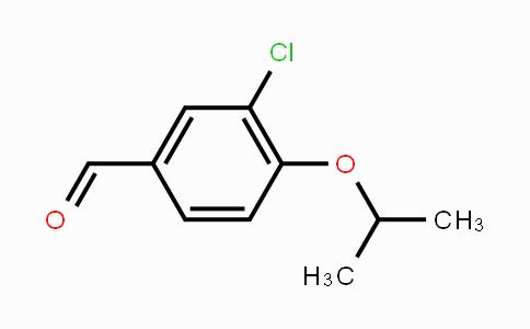 58236-92-3 | 3-Chloro-4-isopropoxybenzaldehyde