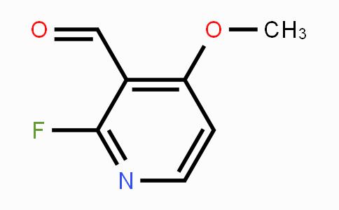 451459-05-5   2-Fluoro-4-methoxypyridine-3-carboxaldehyde