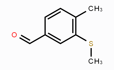 MC451565 | 315188-40-0 | 4-methyl-3-(methylthio)benzaldehyde