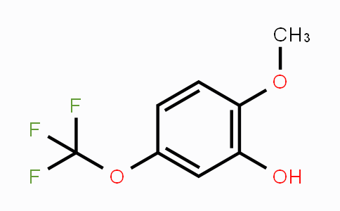 895572-36-8 | 2-Methoxy-5-(trifluoromethoxy)phenol