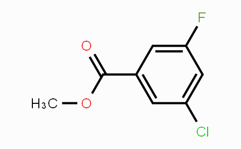 327056-75-7 | 3-Chloro-5-fluorobenzoic acid methyl ester