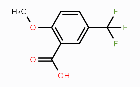 MC451602 | 4864-01-1 | 2-Methoxy-5-(trifluoromethyl)benzoic acid