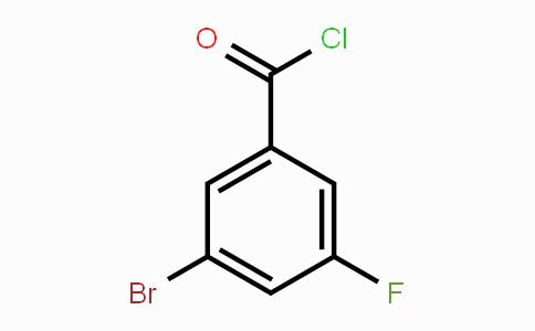 887266-90-2 | 3-Bromo-5-fluorobenzoyl chloride