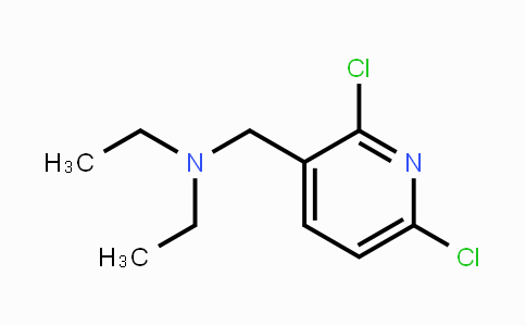 58624-17-2 | [(2,6-Dichloropyridin-3-yl)methyl]diethylamine