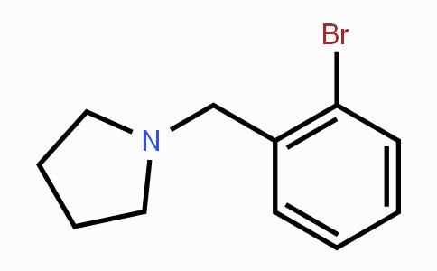 MC451622 | 91130-46-0 | 1-(2-Bromobenzyl)pyrrolidine