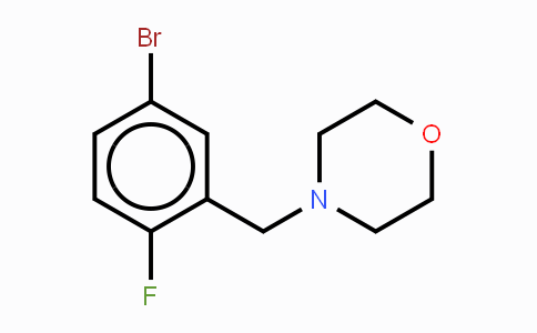 MC451663 | 488799-67-3 | 4-Bromo-1-fluorophenyl-2-(morphlinomethyl)benzene