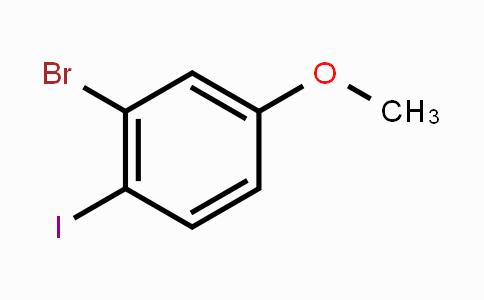 466639-53-2 | 3-Bromo-4-iodoanisole