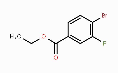 1130165-74-0 | Ethyl 4-bromo-3-fluorobenzoate
