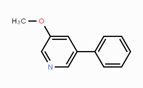 53698-52-5 | 3-Methoxy-5-phenylpyridine
