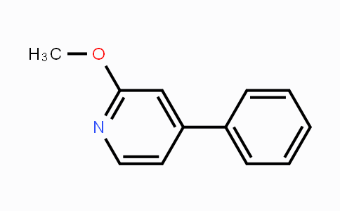 53698-46-7 | 2-Methoxy-4-phenylpyridine