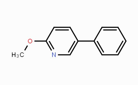 MC451739 | 53698-47-8 | 2-Methoxy-5-phenylpyridine