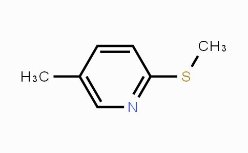 51933-75-6 | 5-Methyl-2-methylthiopyridine