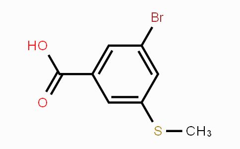 453566-00-2   3-Bromo-5-(methylthio)benzoic acid