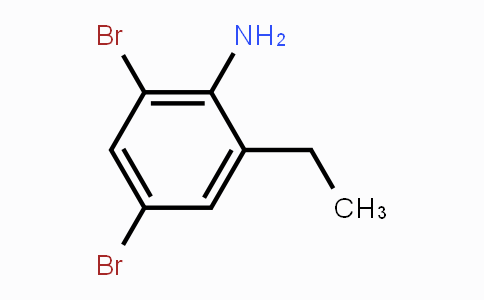 MC451860 | 81100-30-3 | 2,4-Dibromo-6-ethylaniline