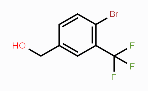 957207-09-9 | 4-Bromo-3-(trifluoromethyl)benzyl alcohol