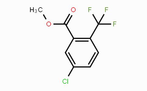 521064-74-4 | 5-Chloro-2-(trifluoromethyl)benzoic acid methyl ester