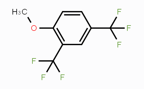 MC451943 | 577-05-9 | 1-Methoxy-2,4-bis(trifluoromethyl)benzene