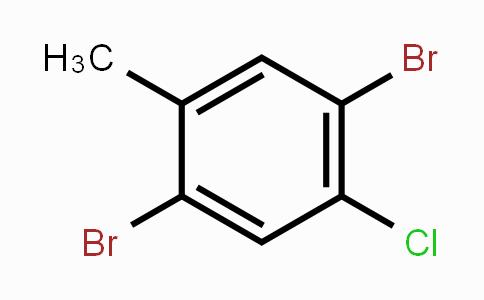 28667-41-6 | 1,4-Dibromo-2-chloro-5-methylbenzene
