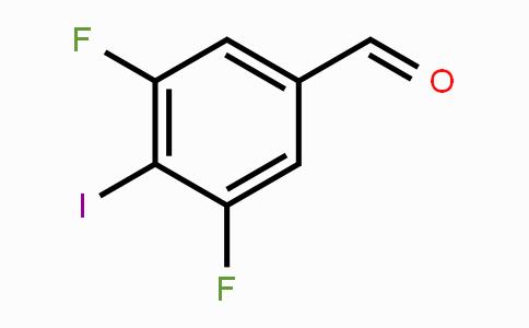 MC451970 | 357166-64-4 | 3,5-Difluoro-4-iodobenzaldehyde