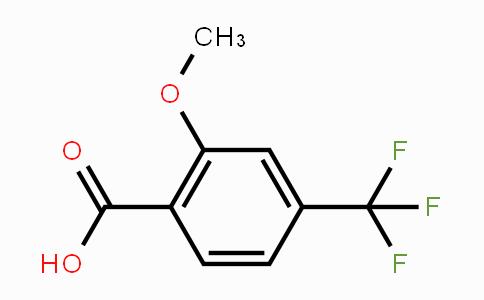 MC451988 | 448-36-2 | 2-Methoxy-4-(trifluoromethyl)benzoic acid
