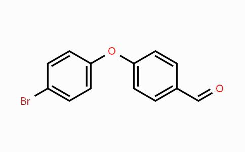 69240-56-8 | 4-(4-Bromo-phenoxy)benzaldehyde