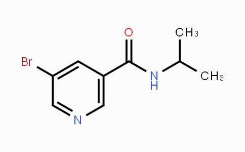 MC452016 | 104290-45-1 | Isopropyl 5-bromonicotinamide