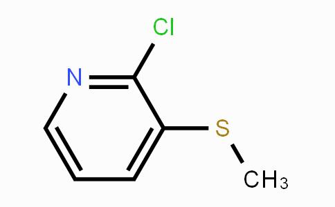 65753-48-2 | 2-Chloro-3-(methylthio)pyridine