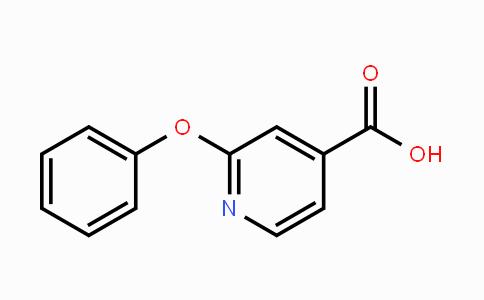 51362-08-4 | 2-Phenoxypyridine-4-carboxylic acid