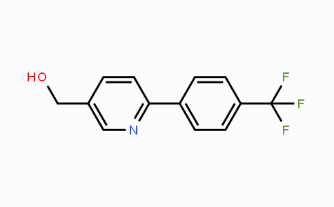 356058-13-4 | 2-(4-(Trifluoromethyl)phenyl)pyridine-5-methanol