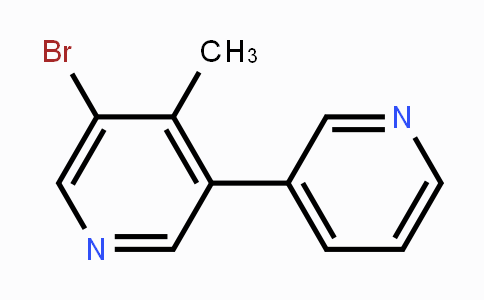 351457-84-6 | 5-Bromo-4-methyl-3,3'-bipyridine